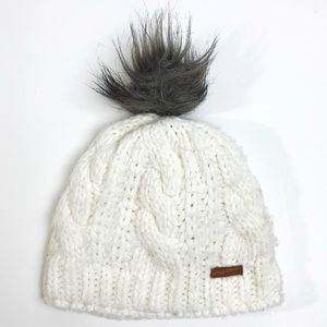 name.it Accessories - Name.it white knit beanie